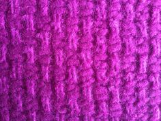 Chunky textured purple wool	Wool blend T1# 0037 145cm £50/mt