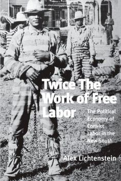 Twice the Work of Free Labor: The Political Economy of Convict Labor in the New South (Haymarket Series), http://www.amazon.com/dp/1859840868/ref=cm_sw_r_pi_awdm_fd3yxb9H4DFTE