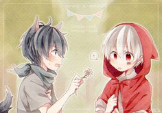 Little Red Riding Hood Anime Chibi, Kawaii Chibi, Anime Cat, Vocaloid, Neko, Anime Boy Zeichnung, Natsume Yuujinchou, Cute Anime Boy, Manga Games