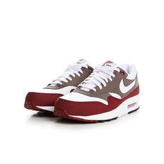 Nike Air Max 1 Essential Team Red / White | MATÉRIA:estilo