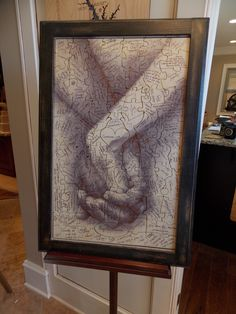 Beautiful Puzzle Wedding Guest Book Idea - 108 pieces