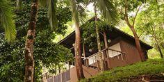 Los Altos Beach Resort & Spa: The all-condo property is set on 21 acres of rainforest-clad hillside.
