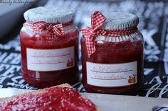 [Rezept] Apfel-Cranberry-Marmelade