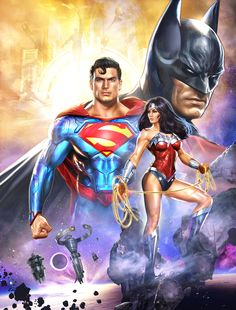 IN YOUR FACE SUPERHERO AND SUPERVILLAIN ARTWORK! | Moviepilot: New Stories for Upcoming Movies