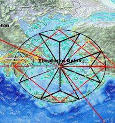 Πρώην τεχνικός της NASA αποκαλύπτει την απόκρυφη γεωμετρία του Ελλαδικού χώρου Greek History, Different Tattoos, Freemason, Abstract Sculpture, Ancient Greece, Paranormal, Ufo, Archaeology, Survival