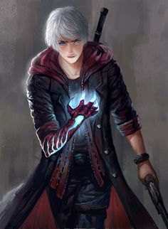 Nero in devil may cry, cool