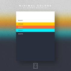 empower yourself with color psychology Flat Color Palette, Color Palette Challenge, Colour Pallete, Color Schemes, Color Palettes, Web Design Color, Graphisches Design, Graphic Design Inspiration, Color Inspiration