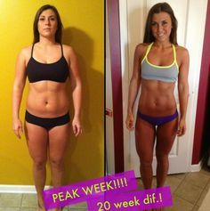 Weight Loss Inspiration To Sculpted Bikini Competitor Terica Messmer Talks With T - TrimmedAndToned