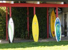 Surf Shop, Seaside,