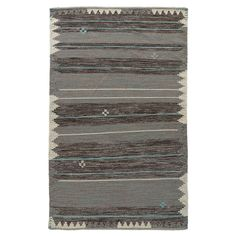 Contemporary Kilim Jaipur Rug