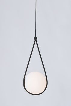CORDA LAMP by Guilhe
