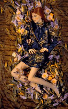 """cool Roberto Cavalli apresenta os acessórios do Outono.Inverno 2014 com """"Psycotic Love"""""""