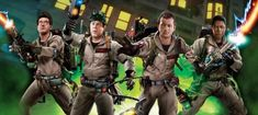 We might see the Ghostbusters video game remastered and re-released sometime this year in honor of the anniversary of the original movie. Original Ghostbusters, Ghostbusters The Video Game, Ernie Hudson, Proton Pack, Third Person Shooter, Horror Video Games, Voice Acting, Dog Games