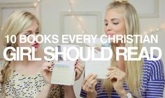 {VLOG} 10 Books Every Christian Girl Should Read