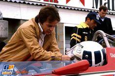 Gilles Villeneuve and Didier Pironi, 1981