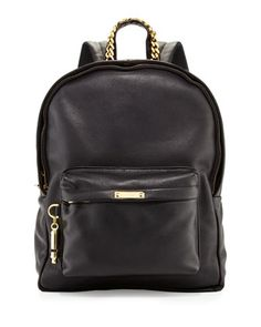 b25a33c615 Calfskin Leather Rucksack