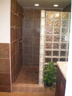 #Bathroom #Walk #In #Shower #Without #Door #WalkInShowerWithoutDoor