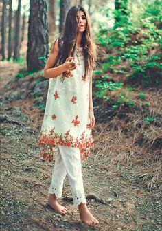 High Fashion Pakistan - Mina Hasan