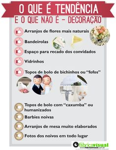 Tendências para casamento 2013/14 - decoração Wedding 2017, Wedding Tips, Wedding Couples, Wedding Planner, Rustic Wedding, Wedding Reception, Wedding Day, Outside Decorations, Wedding Decorations