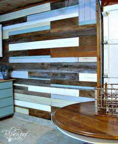 DIY+wood+paneled+wall.jpg (768×943)