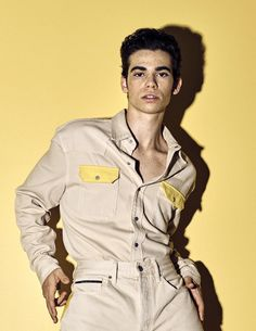 Men in Vogue — Cameron Boyce photographed by Jonny Marlow for. Cameron Boyce, Cute Celebrities, Celebs, Karan Brar, Celebrity Photography, Girls Magazine, Child Actors, Young Actors, Hollywood