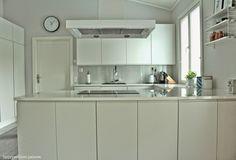 Tervetuloa meille: Valkoinen keittiömme