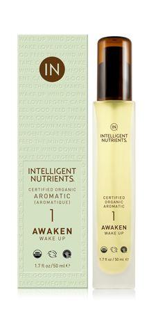 Certified Organic Intelligent Nutrients Awaken™ - Wake Up - Intelligent Nutrients