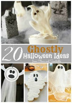 20 Ghostly Halloween
