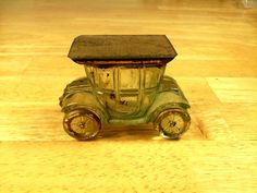 Early 1900 039 s Carriage Car Glass Candy Container Scarce Unusual Car Glass, Auto Glass, Candy Containers, Glass Candy, Antiques, Kitchen, Ebay, Vintage, Antiquities