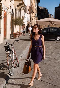 Classy Girls Wear Pearls: Flounce in Florence