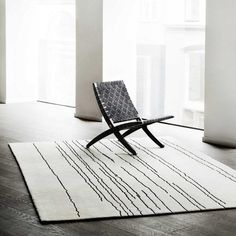 Utzon Woodline Rug