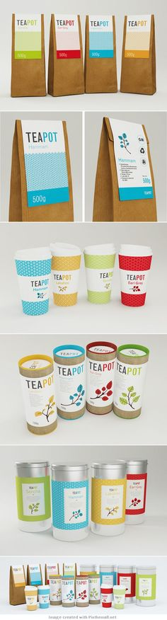 TeaPot packaging. Doesn't everyone need teapot #packaging PD #2014 top team pin