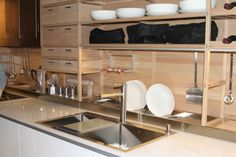 #blancodesigncouncil #blancoamerica Kitchen Designs EuroCucina 2014 - sinks & faucets #Kitchens