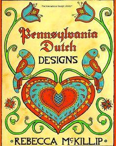 pennsylvania dutch   Pennsylvania Dutch Designs by Rebecca McKillip - Reviews, Description ...