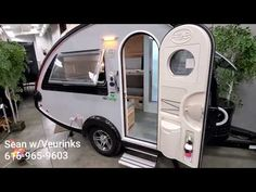 2020 NuCamp T available in Grand Rapids, Michigan Small Rv Campers, Small Camper Trailers, Retro Trailers, Small Trailer, Vintage Travel Trailers, Airstream Trailers, Teacup Yorkie For Sale, Airstream Interior, Teardrop Camper Interior