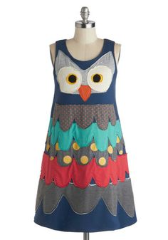 Fun dress idea... I bet I could make this in toddler size out of my stack of old t-shirts.