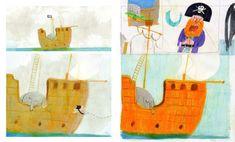 Discover the art of Jorge González, Cartoon Brew's Artist of the Day! Visual, Illustration, Artist, Animation, Cartoon, Book Illustration, Gonzales, Book Art, Comics