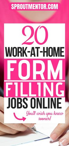 Looking for daily payout form filling jobs without investment? You can to the right post that features the best free offline and online form filling jobs without registration fees daily payment. Online Jobs For Teens, Easy Online Jobs, Easy Money Online, Online Jobs From Home, Work From Home Careers, Legitimate Work From Home, Work From Home Tips, Make Money Now, Earn Money From Home