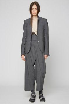 Zambesi Workroom Ltd. Basic Grey, Duster Coat, Normcore, Blazer, Ms, Jackets, Photography, Stuff To Buy, Collections