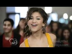 """Zendaya - """"Swag It Out"""" (Official Music Video)"""