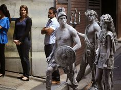 Body Art for special promotions - Airbrush bodypainting Sydney,Melbourne, Brisbane and Gold Coast, Australia Living Statue, Special Promotion, Gold Coast, Mythology, Garden Sculpture, Body Art, Australia, Outdoor Decor, Statues