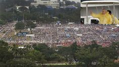 ODD ORBIT: News Oddities around the World: 6 to 7 million: Largest Papal Crowd in History for Pope Francis in the Philippines- makes the list of largest peaceful gatherings in history!
