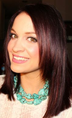Mahogany hair dye ; dye to your heart\'s content | Reddish hair ...