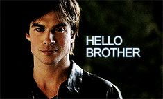 my edits my gifs the vampire diaries damon salvatore Season 1 ian somerhalder tvd babyboy damon damonquotes