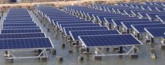 Floating Solar (PV) Systems: why they are taking off