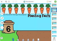 Help students practice basic addition facts with these fun digital activities! For use with PowerPoint, Google Slides, and the Seesaw app.