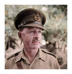 General (later Field Marshal) Harold Alexander, Commander in Chief of Mediterranean Forces 1942-1944 and Supreme Allied Commander Mediterranean Theatre (SACMED) 1944-1945.