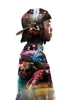 Hip Hop Poster - Design on Behance