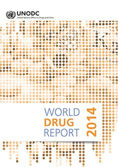 World Drug Report 2014 provides an annual overview of the major developments in drug markets for the various drug categories, ranging from production to trafficking, including development of new routes and modalities, as well as consumption.