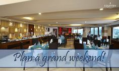 Let this #weekend be #grand and #peaceful at Country Inn & Suites By Carlson, Mussoorie...